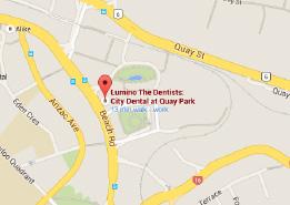 City Dental Map